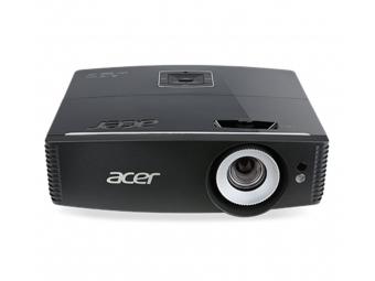 Acer DLP P6200S - 5000Lm, XGA, 20000:1, HDMI, VGA, RJ45, USB, čierný