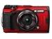 Olympus odolný fotoaparát TG-6, červený + Adventure kit  ZADARMO