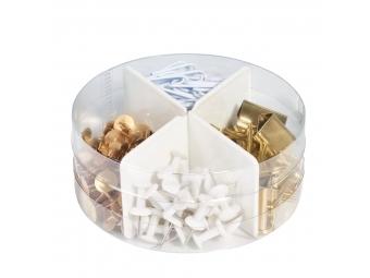 Herlitz Mixbox Pure Glam 4v1,mix kanc.doplnkov (dóza=310ks)