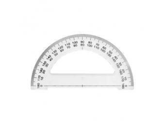 JUNIOR Uhlomer 10 cm, transparentný