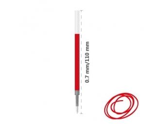 JUNIOR Náplň gélová G7 0,7 mm - červená