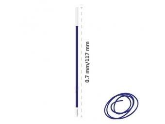 JUNIOR Náplň guľôčková Alpha 0,7 mm - modrá