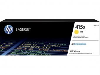HP W2032X Tonerová kazeta Yellow 415X