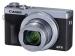 Canon PowerShot G7X Mark III strieborná + 16GB SD karta