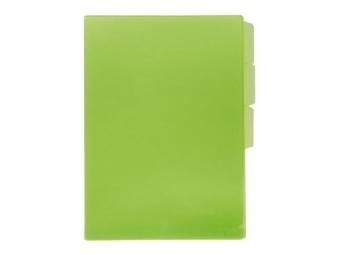 PLUS Obal na dokumenty + 3 x L rozraďovač FL101CH zelený