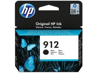 HP No.912 Atramentová kazeta Black (3YL80AE)