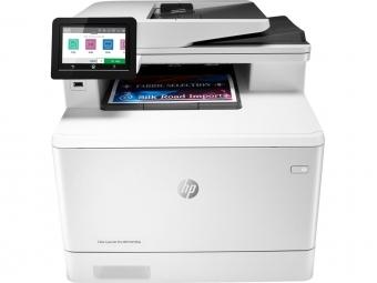 HP Color LaserJet Pro M479fdn (W1A79A) Laserová farebná tlačiareň