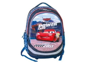 JUNIOR Školský batoh Seven Cars - Power laps
