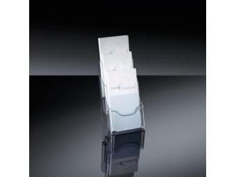 Sigel Prezentačný stojan A6 s 3 odkladačmi