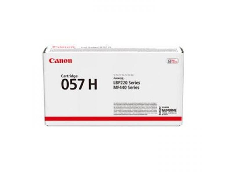Canon 057H Tonerová kazeta Black