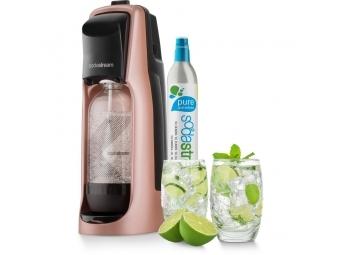 SodaStream JET PREMIUM ROSE výrobník sódy