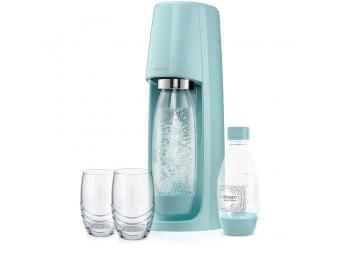 SodaStream SPIRIT ICY BLUE výrobník sódy