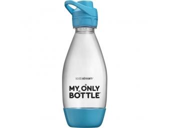 SodaStream fľaša MY ONLY BOTTLE 0,6l tyrkysová
