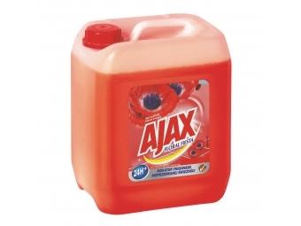 Ajax Floral Fiesta Prostriedok na podlahy 5l,červené kvety