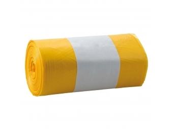 Alufix Vrecia na triedený odpad 26mic 120l,700x1100mm,žlté (bal=25ks)