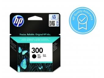 HP No.300 Atramentová kazeta Black (CC640EE)