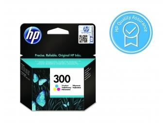 HP No.300 Atramentová kazeta Color (CC643EE)