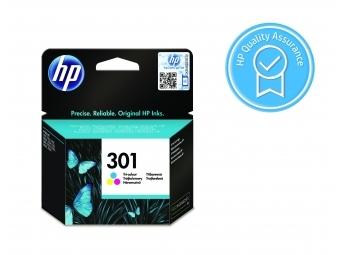 HP No.301 Atramentová kazeta Color (CH562EE)
