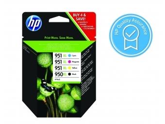 HP No.950XL/951XL Atramentová kazeta Combopack C/M/Y/BK (C2P43AE)