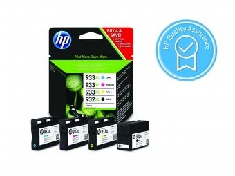 HP No.932XL/933XL Atramentová kazeta Combopack C/M/Y/BK (C2P42AE)