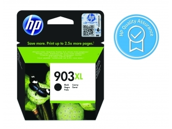 HP No.903XL Atramentová kazeta Black (T6M15AE)