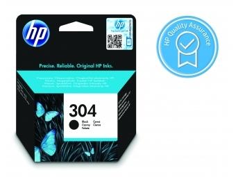 HP No.304 Atramentová kazeta Black (N9K06AE)