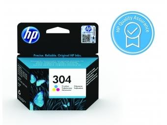 HP No.304 Atramentová kazeta Color (N9K05AE)