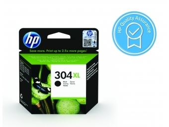 HP No.304XL Atramentová kazeta Black (N9K08AE)