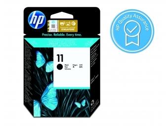 HP No.11 Tlačová hlava Black (C4810A)