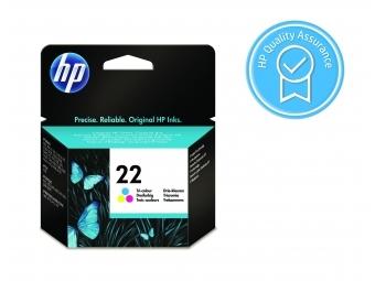 HP No.22 Atramentová kazeta Color (C9352A)