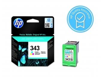 HP No.343 Atramentová kazeta Color (C8766E)