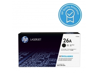 HP CF226A Tonerová kazeta Black 26A
