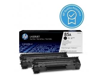 HP CE285AD Tonerová kazeta Black 85A, 2ks