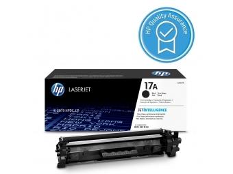 HP CF217A Tonerová kazeta Black 17A