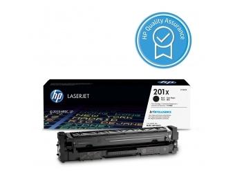HP CF400X Tonerová kazeta Black 201X, HC