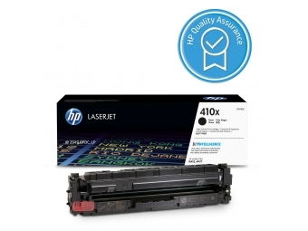HP CF410X Tonerová kazeta Black 410X, HC