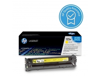 HP CB542A Tonerová kazeta Yellow 125A