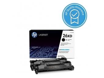 HP CF226XD Tonerová kazeta Black 26XD