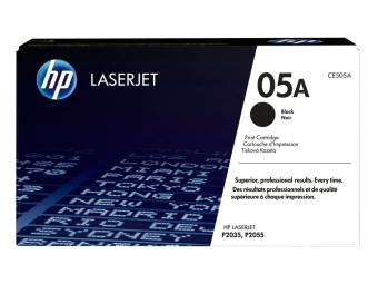 HP CE505A Tonerová kazeta Black 05A