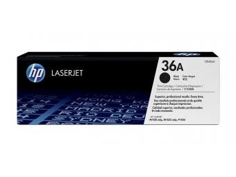 HP CB436A Tonerová kazeta Black 36A