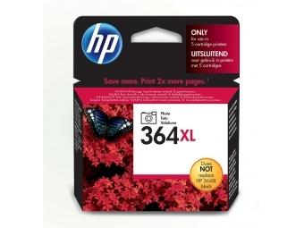 HP No.364XL Atramentová kazeta PhotoBlack (CB322EE)