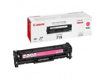 Canon 718M Tonerová kazeta Magenta