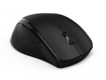 Hama 182645 bezdrôtová optická myš pre ľavákov Riano, čierna