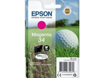 Epson T3463 Atramentová náplň Golf 34, Magenta