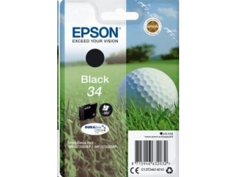 Epson T3461 Atramentová náplň Golf 34, Black