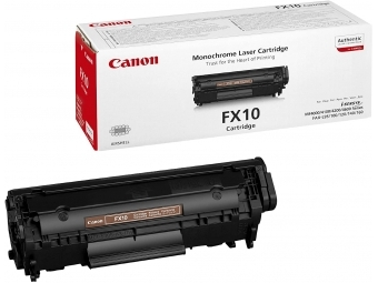 Canon FX10 Tonerová kazeta Black