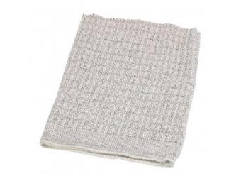 Handra na podlahu Cedric tkaná biela 65x50cm