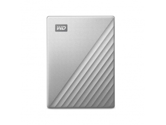 "WD My Passport ULTRA 2TB Ext. 2.5"" USB3.0 Silver USB-C"