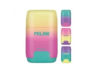 MILAN guma+strúhadlo Compact Sunset