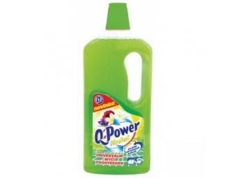 Q-Power UNI Prostriedok na podlahy 1l Herbal